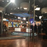 At CBS Ken about to go on CBS This Morning…